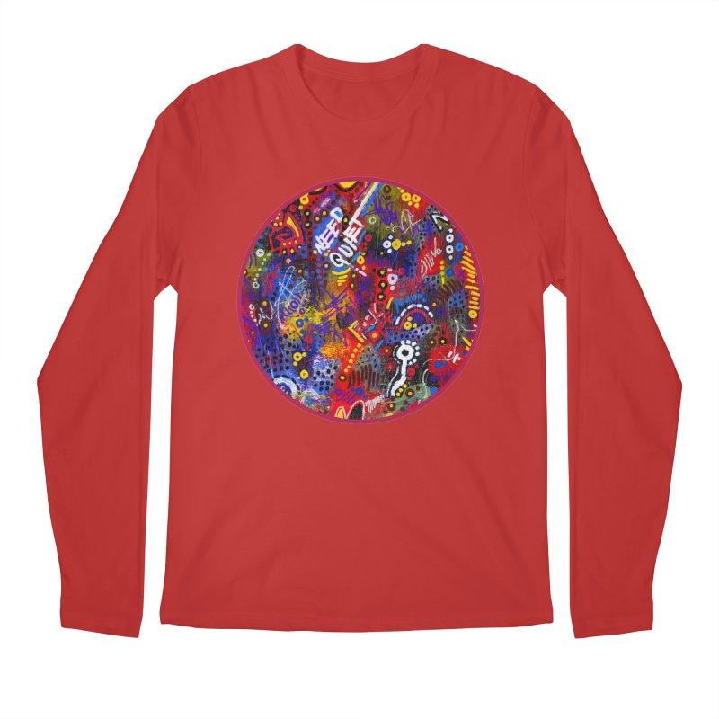 """meltdown imminent"" Men's Longsleeve T-Shirt by J. Lavallee's Artist Shop"