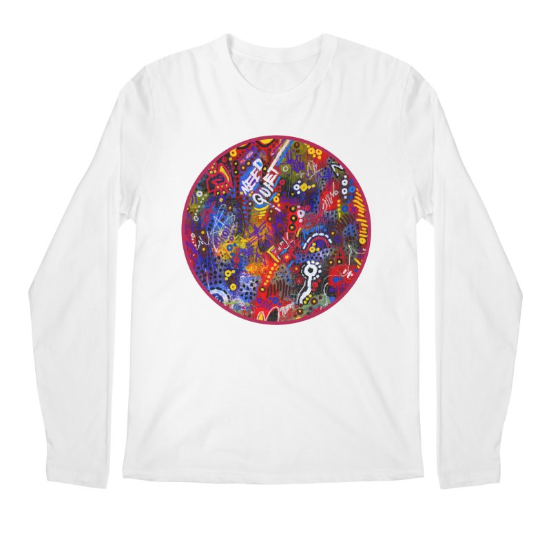 """meltdown imminent"" Men's Regular Longsleeve T-Shirt by J. Lavallee's Artist Shop"