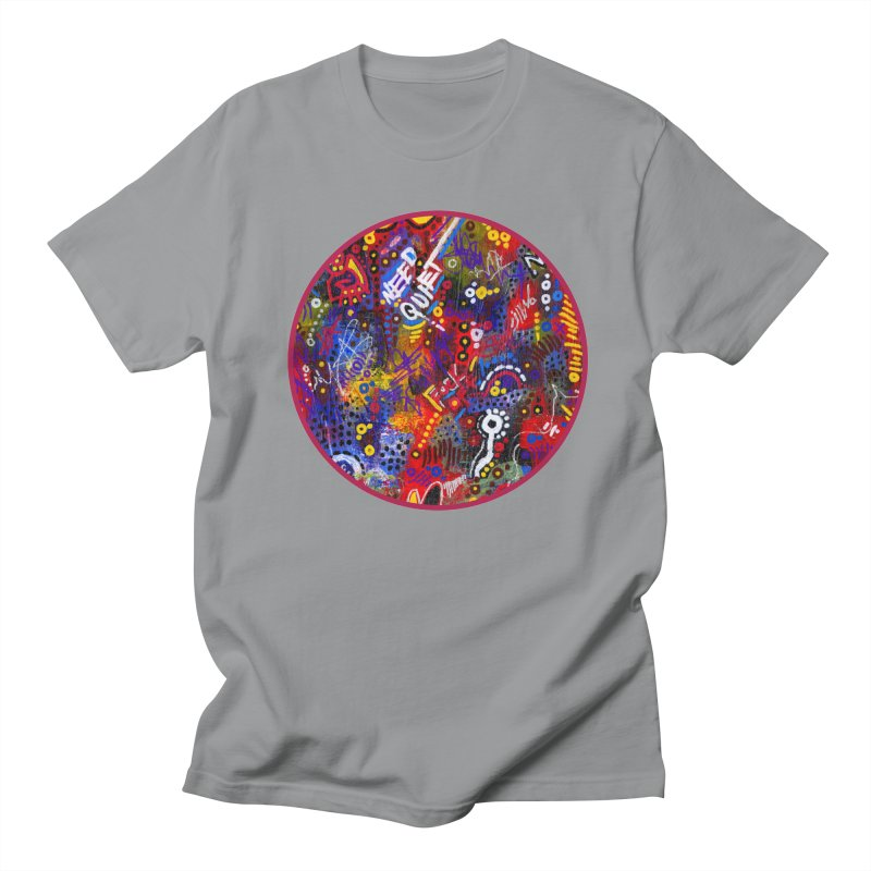 """meltdown imminent"" Men's Regular T-Shirt by J. Lavallee's Artist Shop"