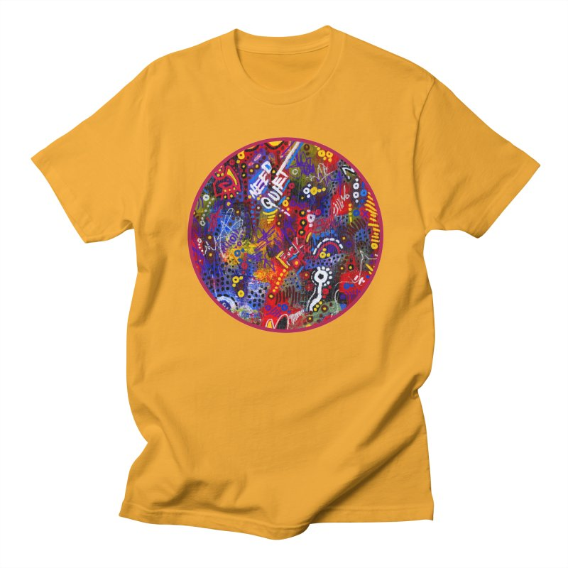 """meltdown imminent"" Men's Regular T-Shirt by J. Lavallee's Artist Shop"