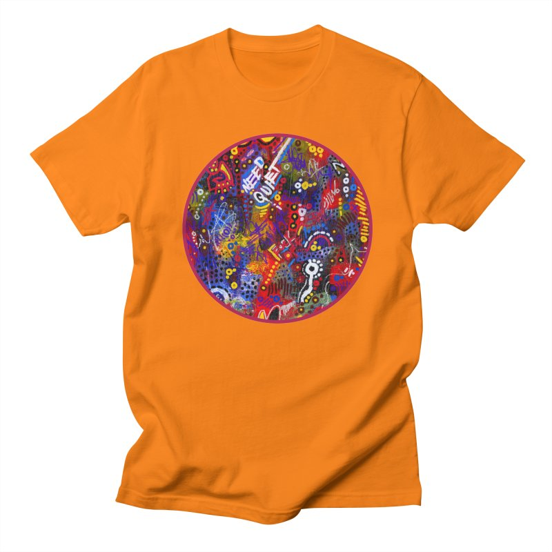 """meltdown imminent"" Women's Regular Unisex T-Shirt by J. Lavallee's Artist Shop"