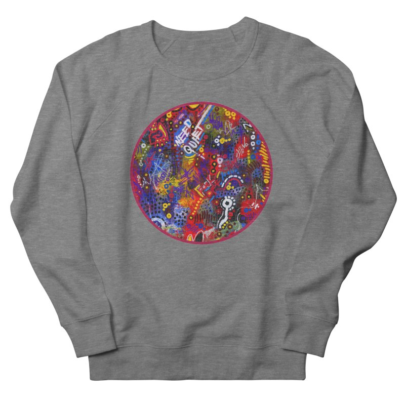 """""""meltdown imminent"""" Women's French Terry Sweatshirt by J. Lavallee's Artist Shop"""