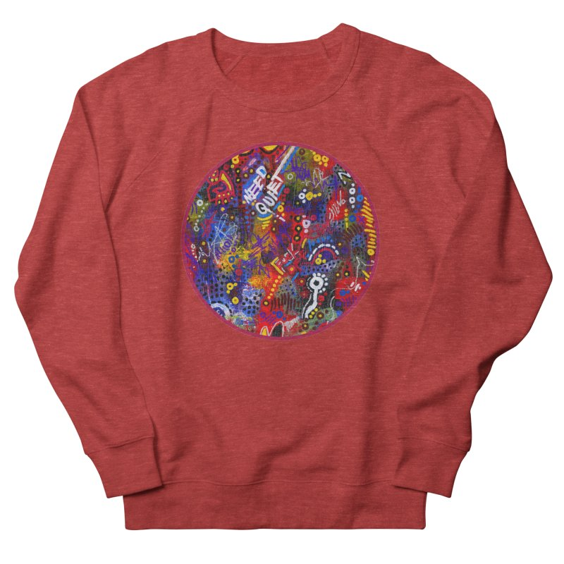 """meltdown imminent"" Men's French Terry Sweatshirt by J. Lavallee's Artist Shop"