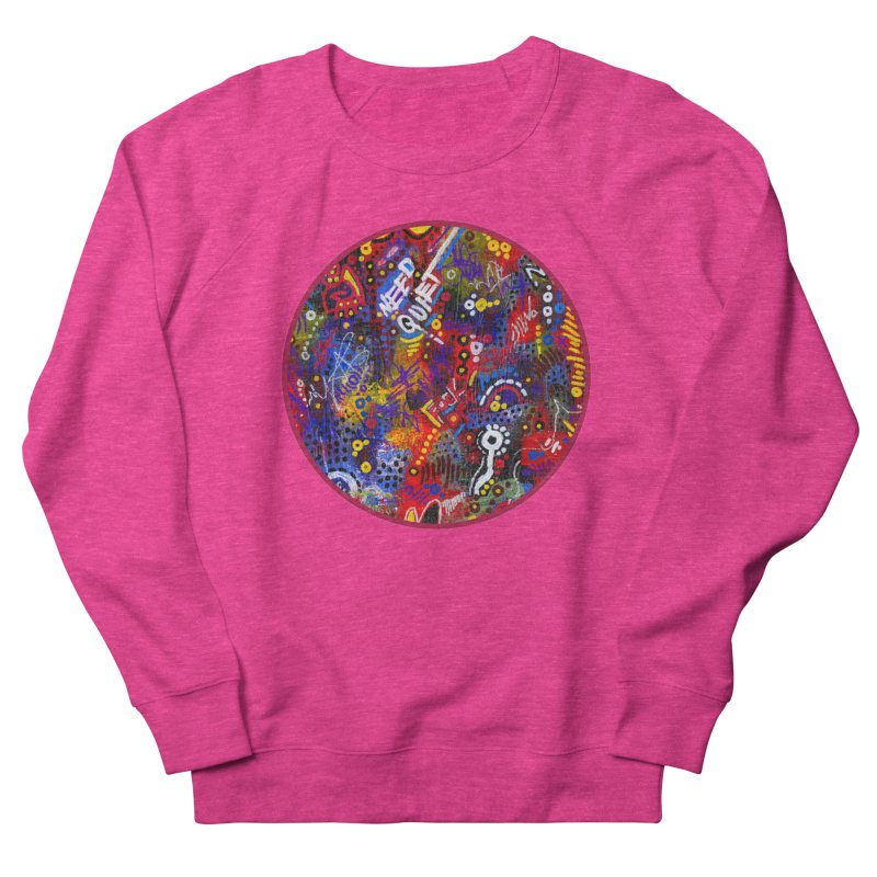 """""""meltdown imminent"""" Men's French Terry Sweatshirt by J. Lavallee's Artist Shop"""