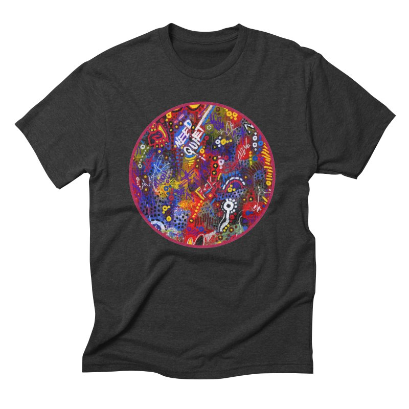 """meltdown imminent"" Men's Triblend T-Shirt by J. Lavallee's Artist Shop"