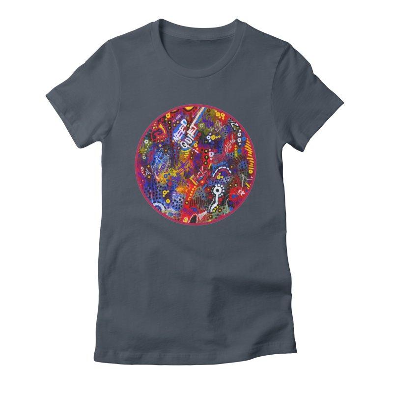"""meltdown imminent"" Women's T-Shirt by J. Lavallee's Artist Shop"