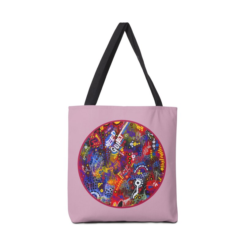 """meltdown imminent"" Accessories Tote Bag Bag by J. Lavallee's Artist Shop"