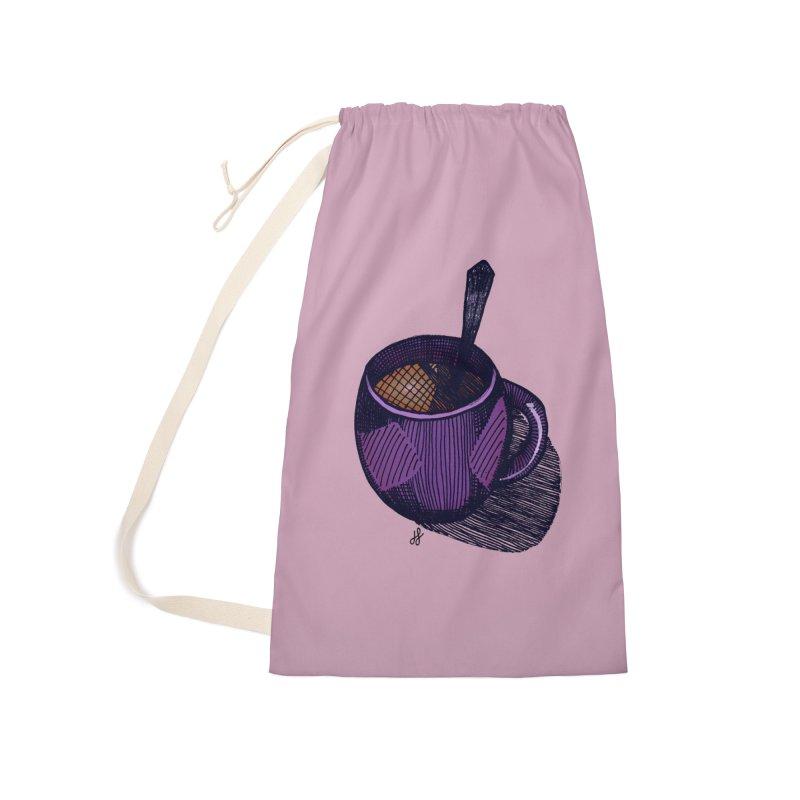 coffee mug (color version) Accessories Bag by J. Lavallee's Artist Shop