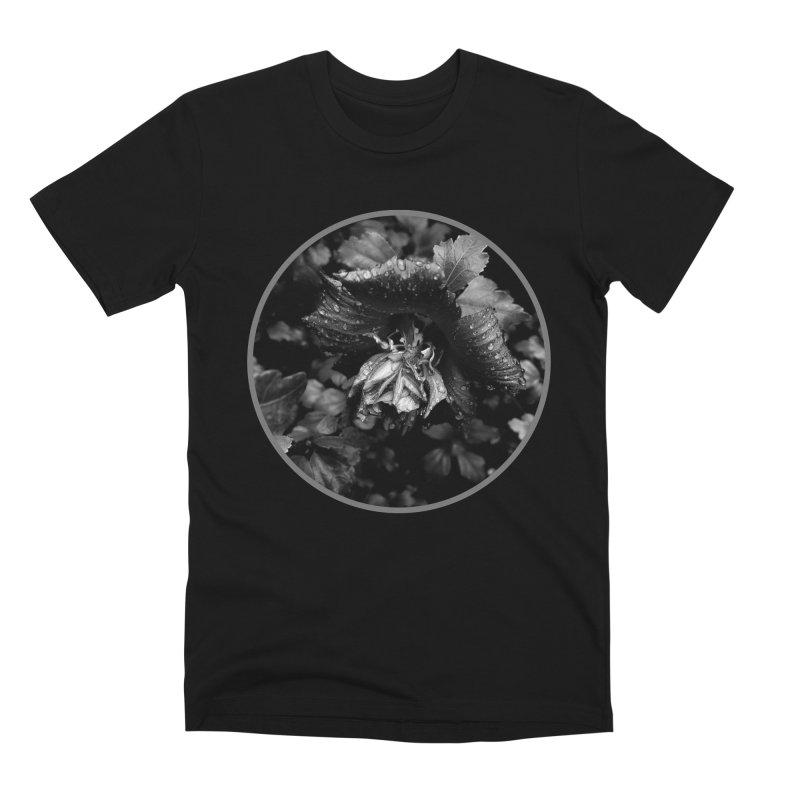 raindrops Men's Premium T-Shirt by J. Lavallee's Artist Shop
