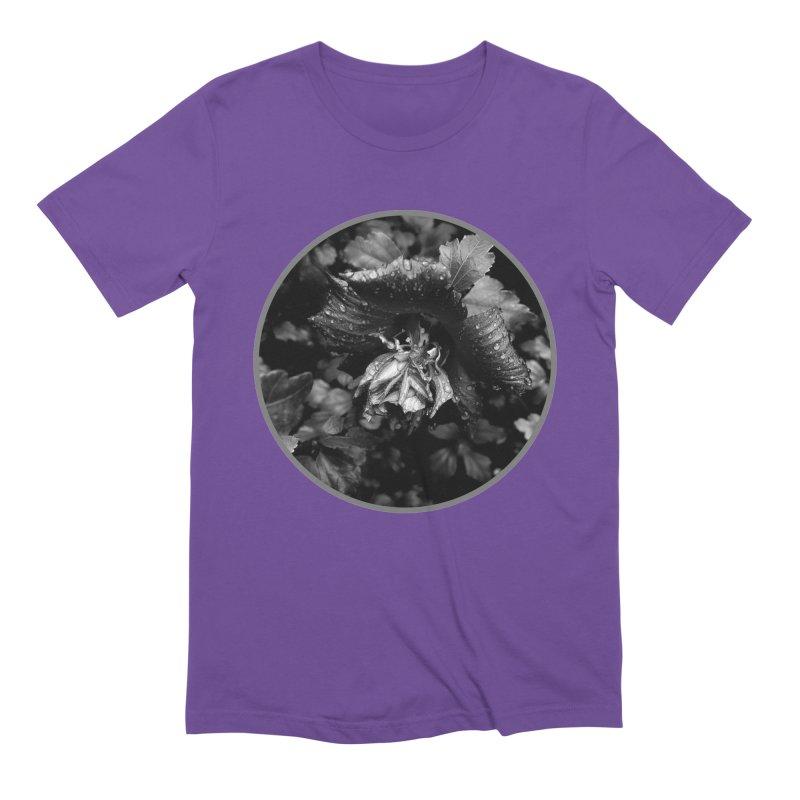 raindrops Men's Extra Soft T-Shirt by J. Lavallee's Artist Shop