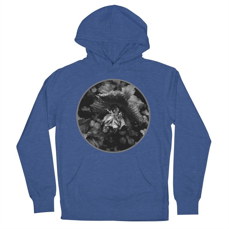 raindrops Women's French Terry Pullover Hoody by J. Lavallee's Artist Shop