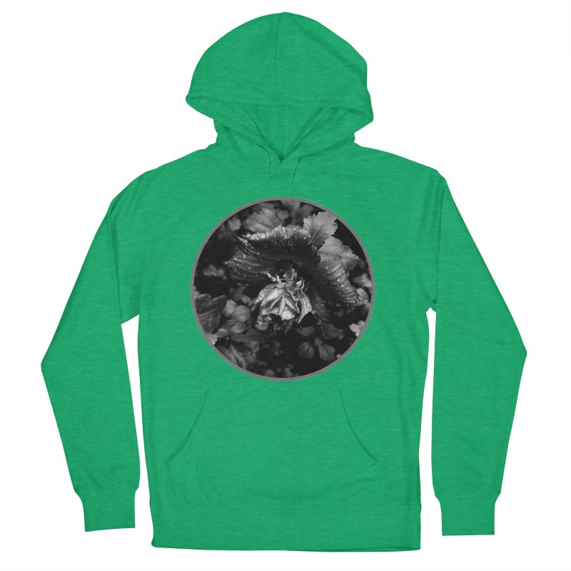 raindrops Men's French Terry Pullover Hoody by J. Lavallee's Artist Shop