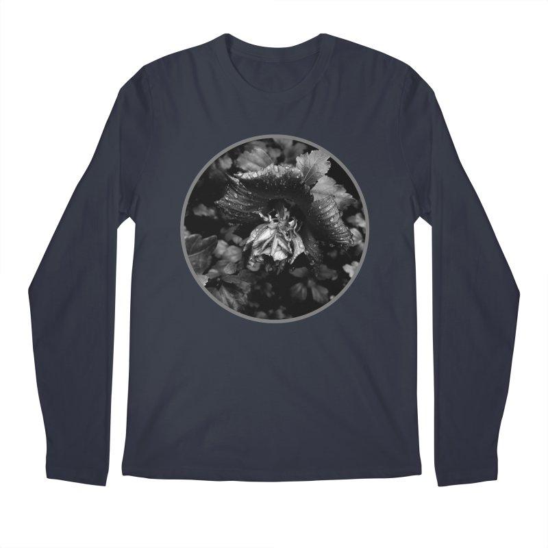 raindrops Men's Regular Longsleeve T-Shirt by J. Lavallee's Artist Shop