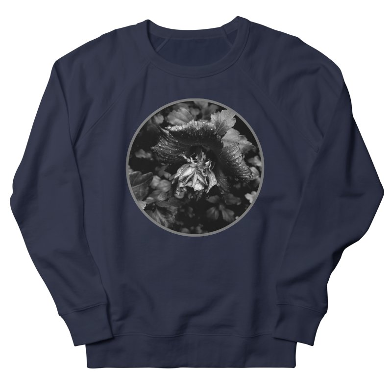 raindrops Men's French Terry Sweatshirt by J. Lavallee's Artist Shop