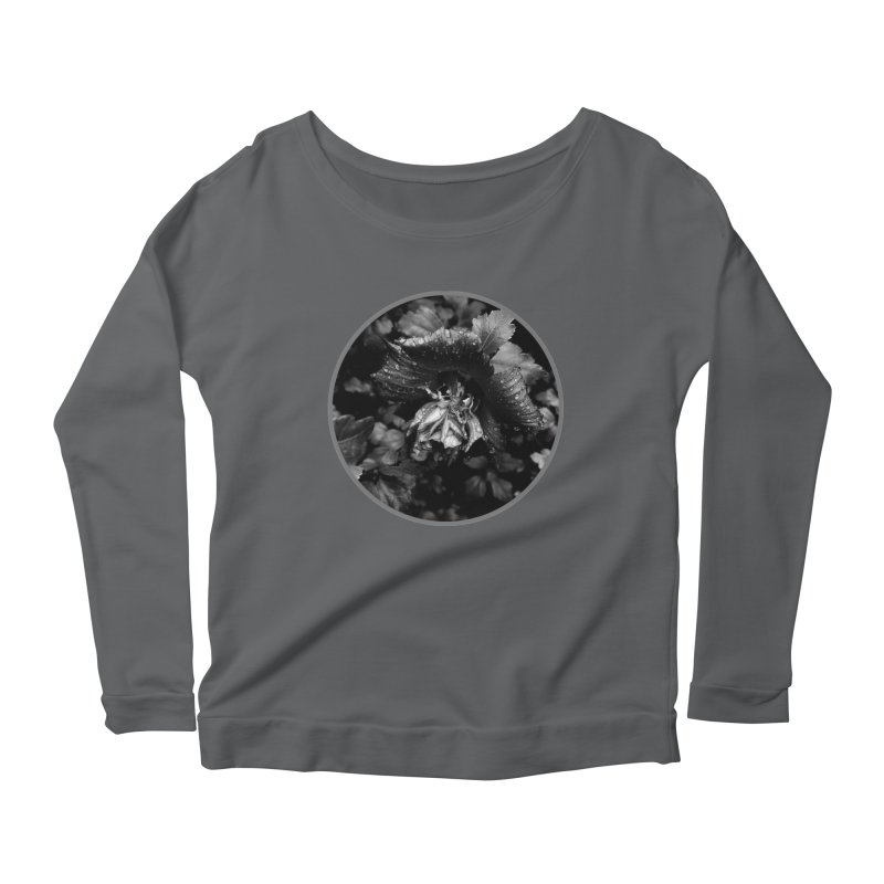 raindrops Women's Longsleeve T-Shirt by J. Lavallee's Artist Shop
