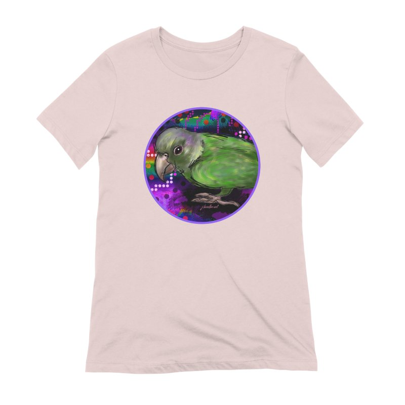 space fawkes Women's T-Shirt by J. Lavallee's Artist Shop