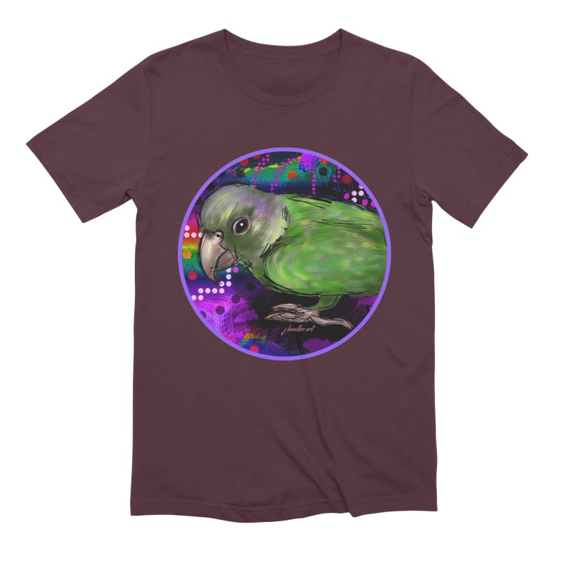 space fawkes Men's Extra Soft T-Shirt by J. Lavallee's Artist Shop