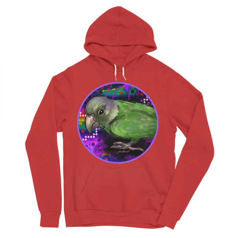 space fawkes Women's Pullover Hoody by J. Lavallee's Artist Shop