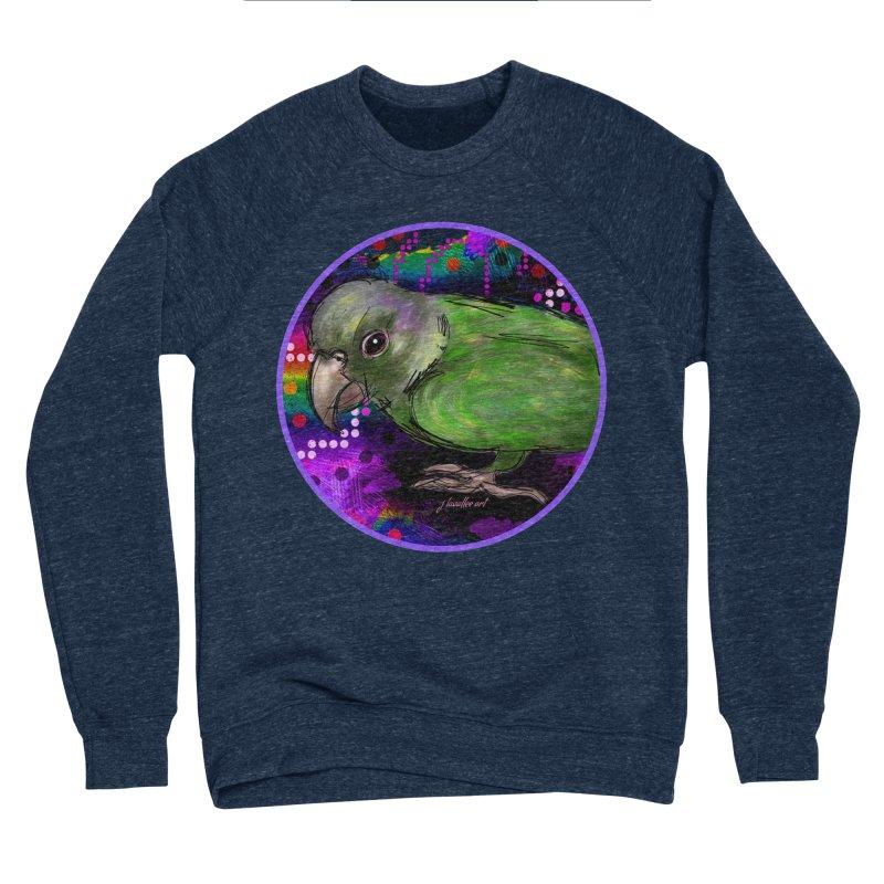 space fawkes Men's Sponge Fleece Sweatshirt by J. Lavallee's Artist Shop