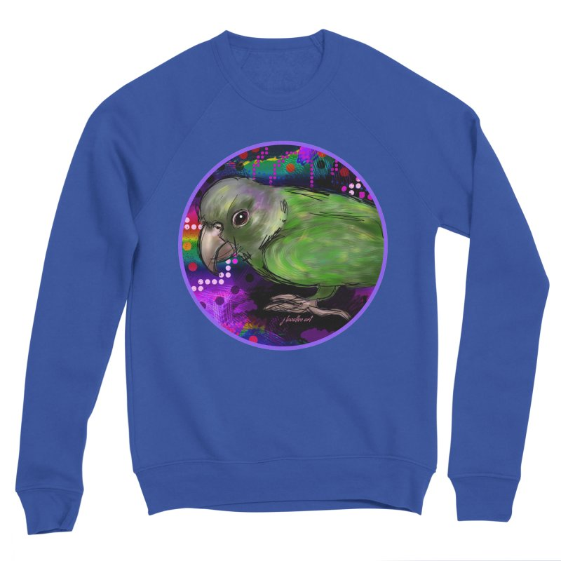 space fawkes Women's Sweatshirt by J. Lavallee's Artist Shop