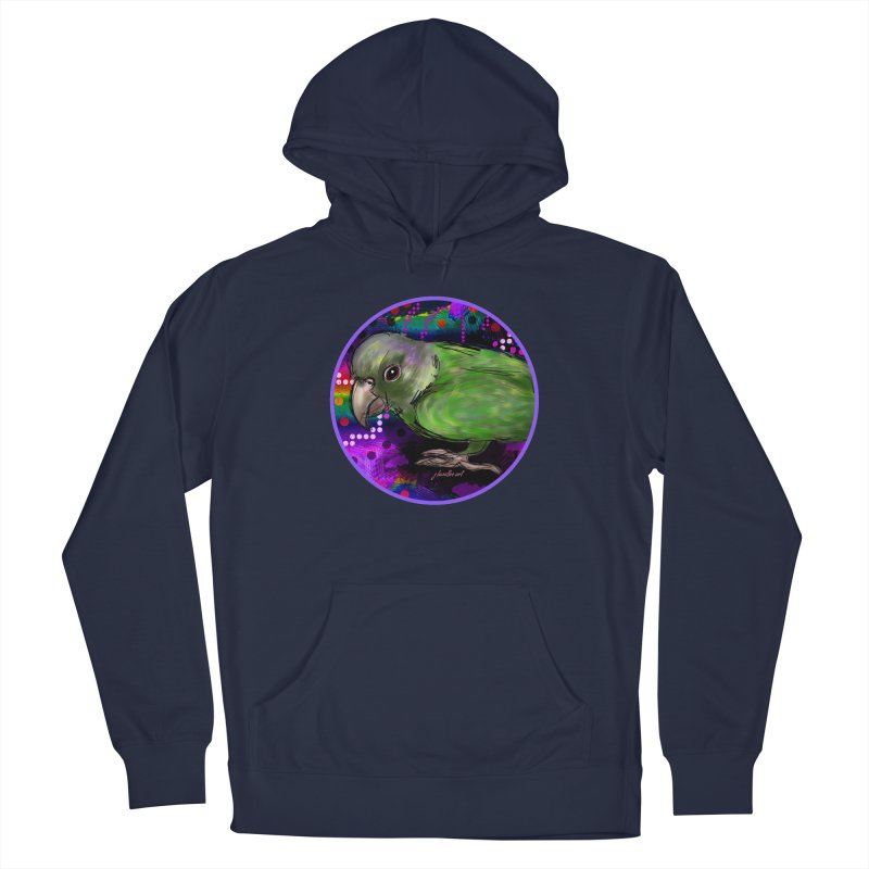 space fawkes Men's Pullover Hoody by J. Lavallee's Artist Shop