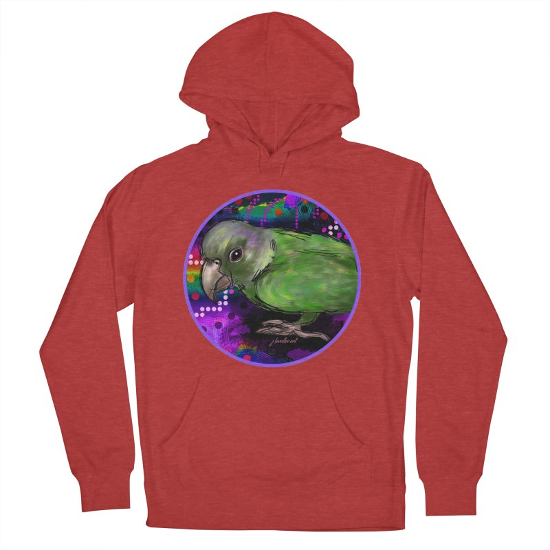 space fawkes Women's French Terry Pullover Hoody by J. Lavallee's Artist Shop