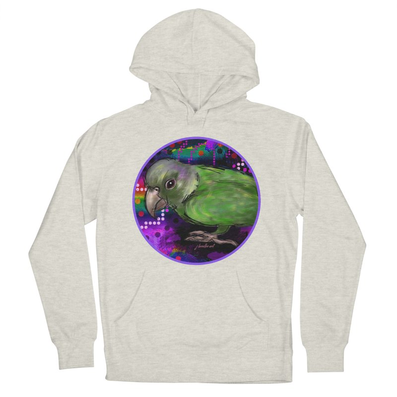 space fawkes Men's French Terry Pullover Hoody by J. Lavallee's Artist Shop