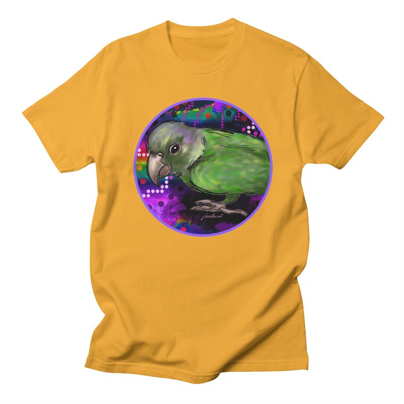 space fawkes Men's Regular T-Shirt by J. Lavallee's Artist Shop