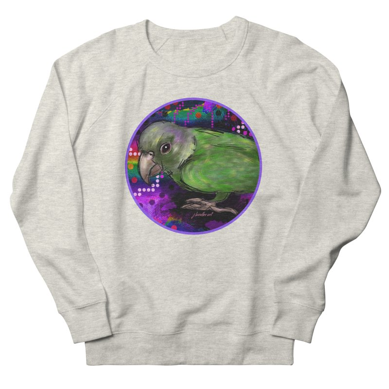 space fawkes Women's French Terry Sweatshirt by J. Lavallee's Artist Shop