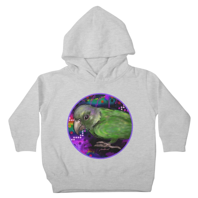 space fawkes Kids Toddler Pullover Hoody by J. Lavallee's Artist Shop