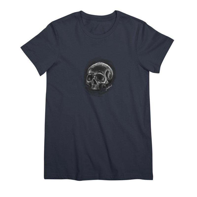 whatever hamlet said Women's Premium T-Shirt by J. Lavallee's Artist Shop
