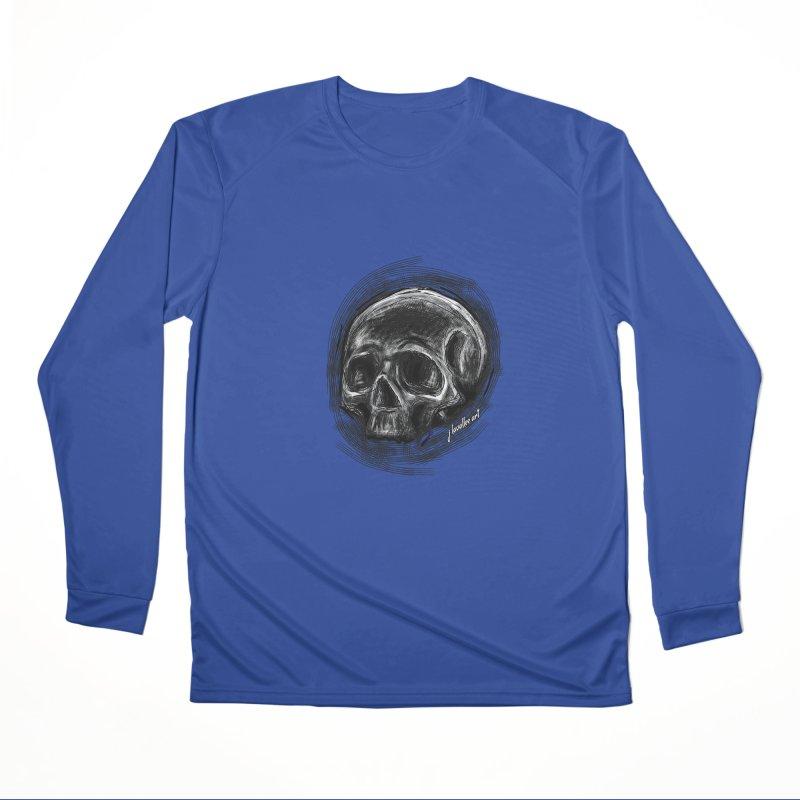 whatever hamlet said Women's Performance Unisex Longsleeve T-Shirt by J. Lavallee's Artist Shop