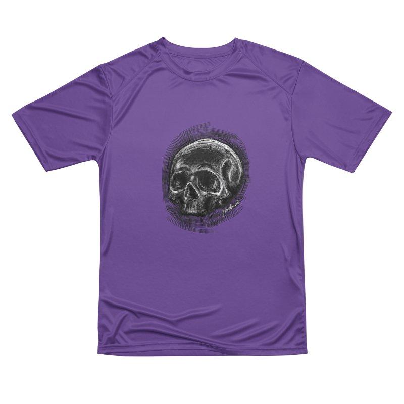 whatever hamlet said Men's Performance T-Shirt by J. Lavallee's Artist Shop