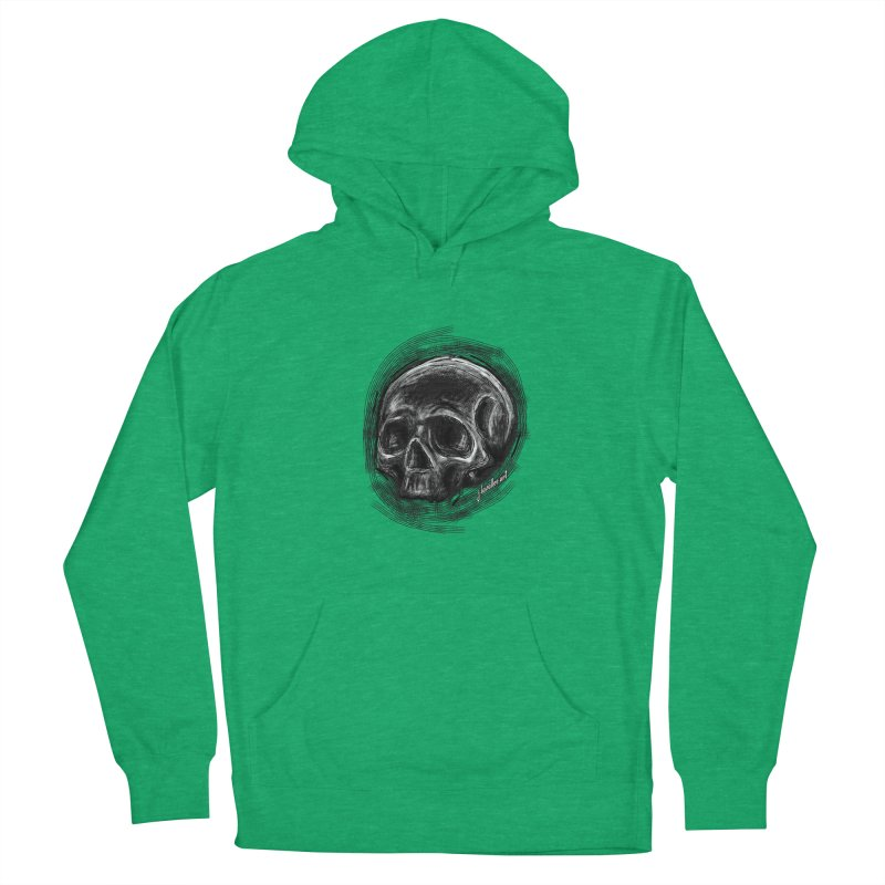 whatever hamlet said Women's French Terry Pullover Hoody by J. Lavallee's Artist Shop