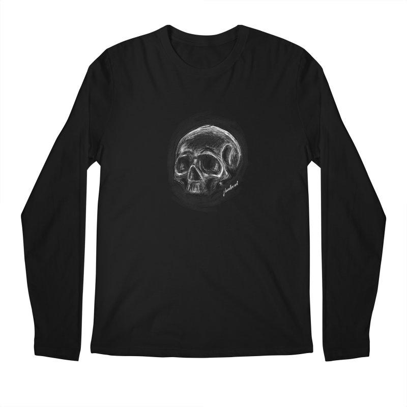 whatever hamlet said Men's Regular Longsleeve T-Shirt by J. Lavallee's Artist Shop