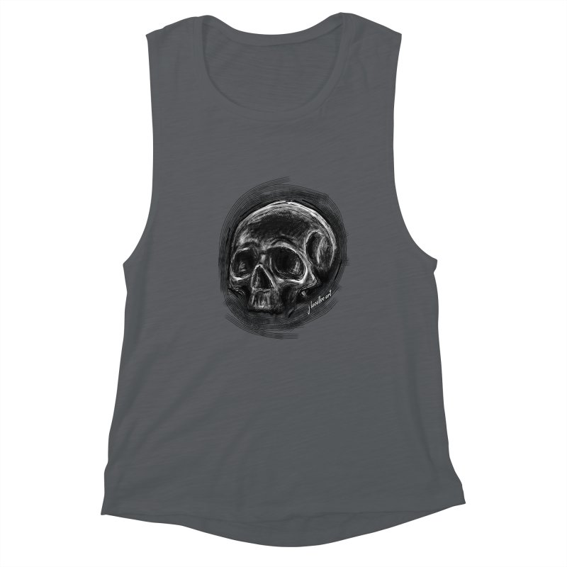 whatever hamlet said Women's Muscle Tank by J. Lavallee's Artist Shop