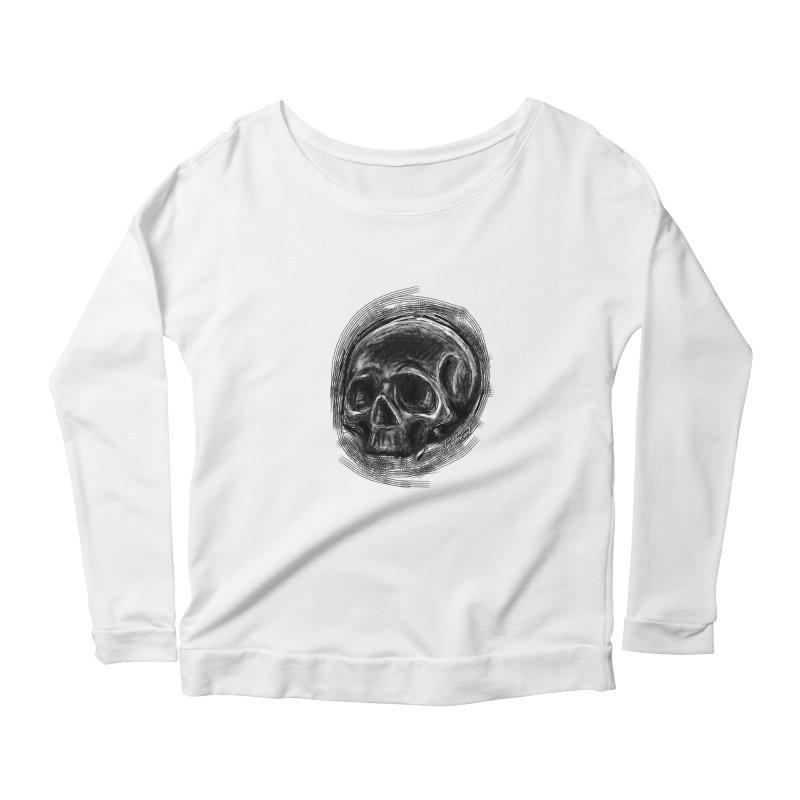 whatever hamlet said Women's Longsleeve T-Shirt by J. Lavallee's Artist Shop