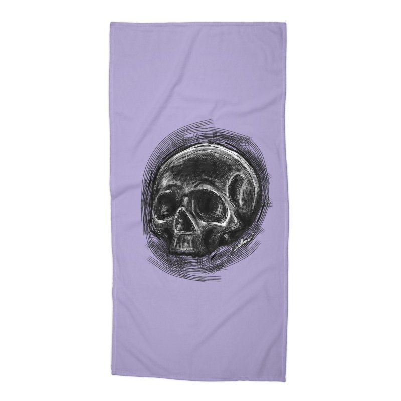 whatever hamlet said Accessories Beach Towel by J. Lavallee's Artist Shop