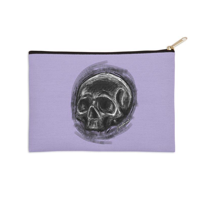 whatever hamlet said Accessories Zip Pouch by J. Lavallee's Artist Shop