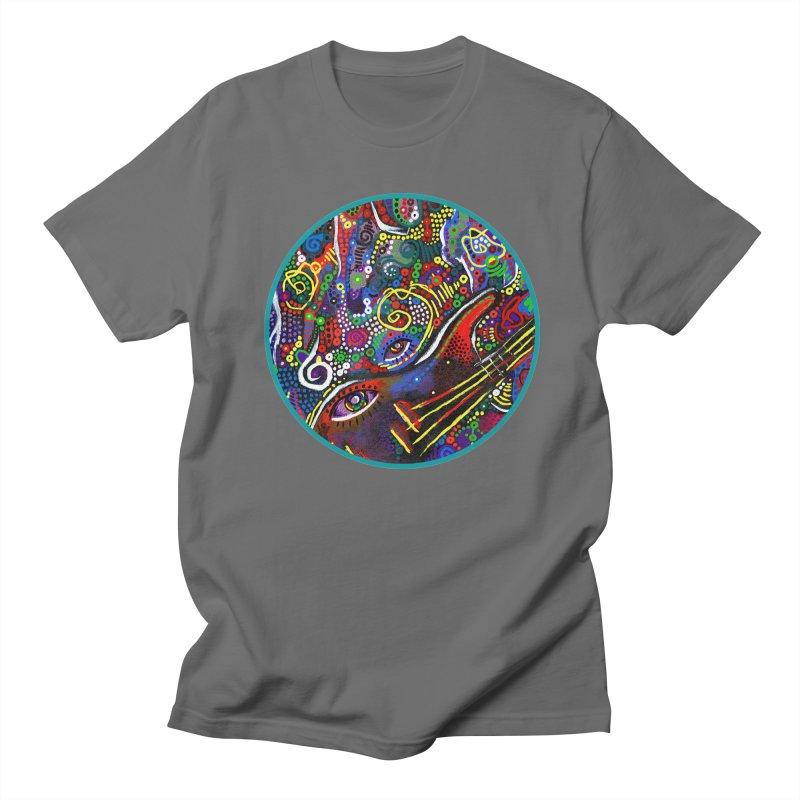 'vibrations' Men's T-Shirt by J. Lavallee's Artist Shop