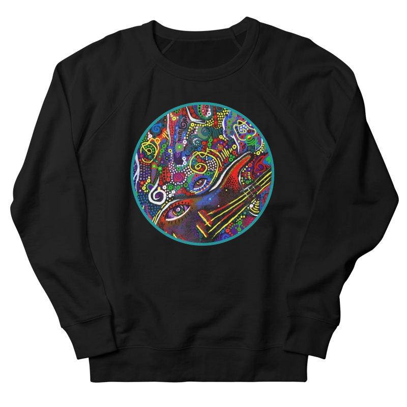 'vibrations' Men's Sweatshirt by J. Lavallee's Artist Shop