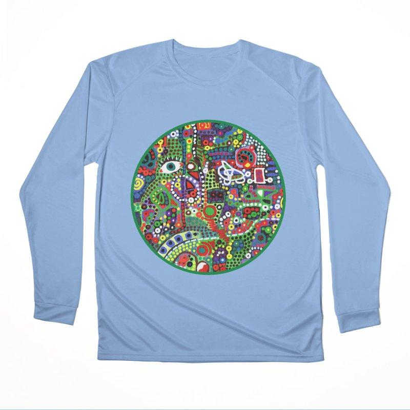 'irregularity' Women's Longsleeve T-Shirt by J. Lavallee's Artist Shop