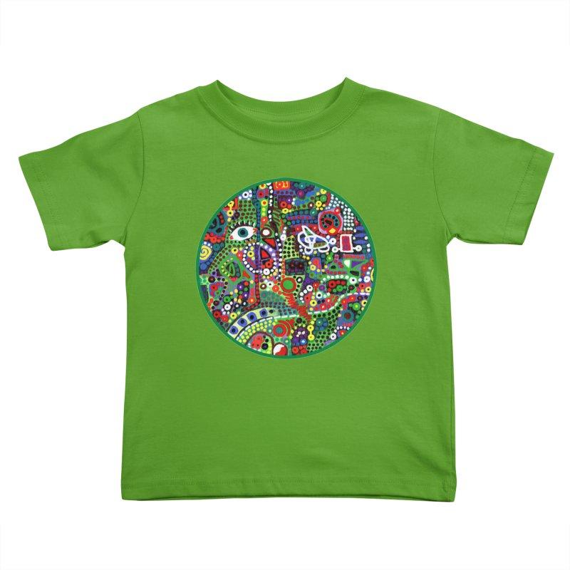 'irregularity' Kids Toddler T-Shirt by J. Lavallee's Artist Shop