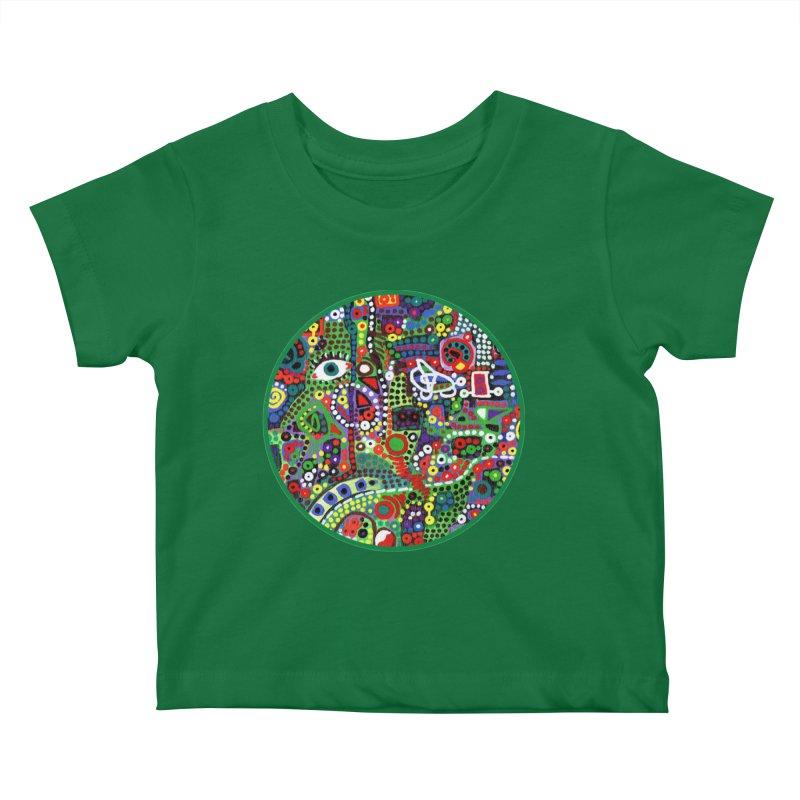 'irregularity' Kids Baby T-Shirt by J. Lavallee's Artist Shop