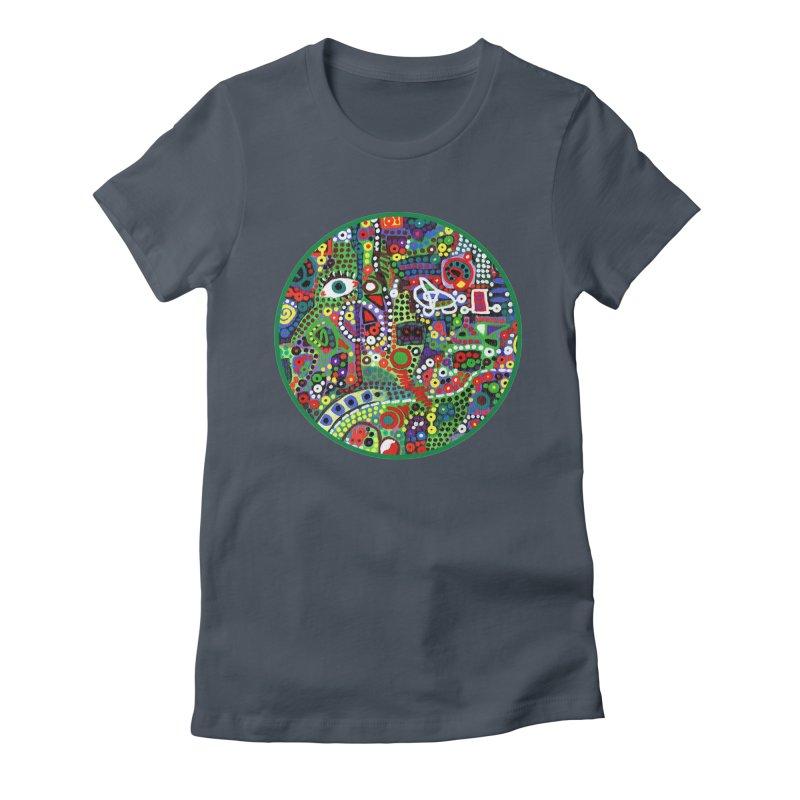 'irregularity' Women's T-Shirt by J. Lavallee's Artist Shop
