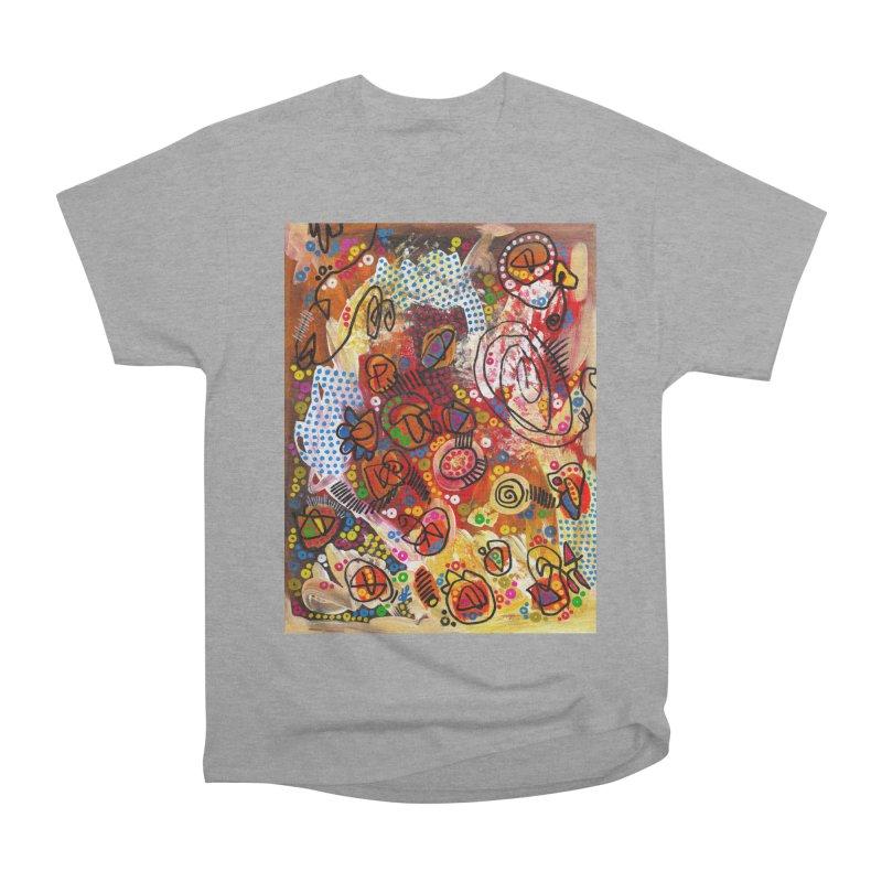 """""""the infernal"""" Women's Heavyweight Unisex T-Shirt by J. Lavallee's Artist Shop"""