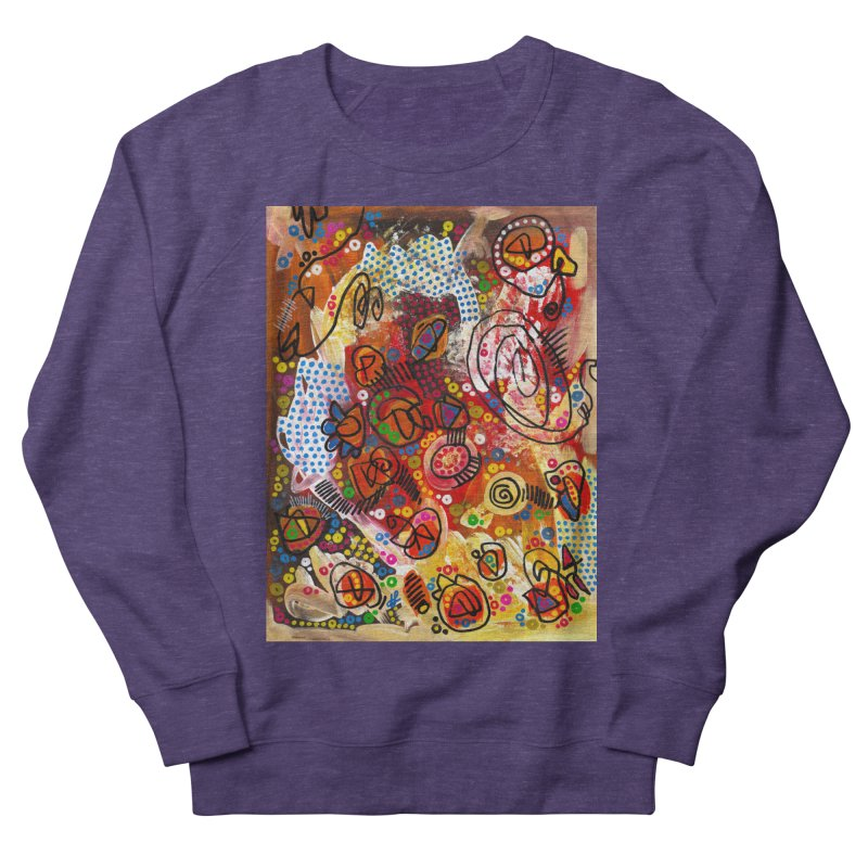 """""""the infernal"""" Men's French Terry Sweatshirt by J. Lavallee's Artist Shop"""