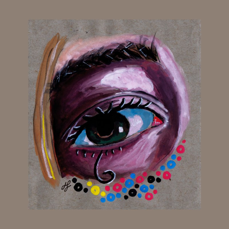 """eye study #2"" by J. Lavallee's Artist Shop"