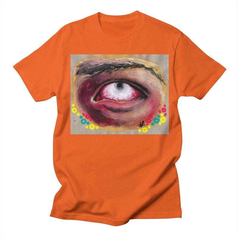"""demon of fatigue"" Men's Regular T-Shirt by J. Lavallee's Artist Shop"