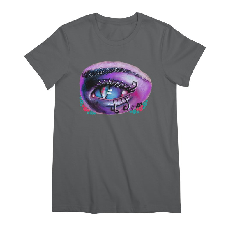 """isolation"" Women's Premium T-Shirt by J. Lavallee's Artist Shop"